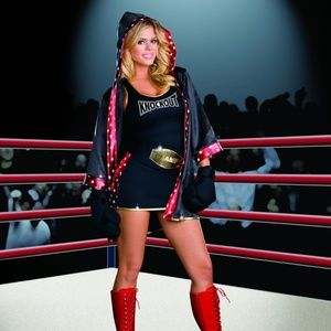 DreamGirl Knockout Medium Adult Costume